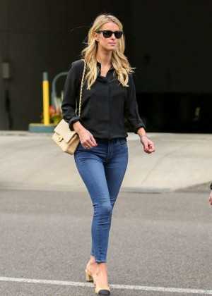Nicky Hilton in Tight jeans out in Los Angeles