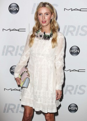 Nicky Hilton - 'Iris' Premiere in NYC