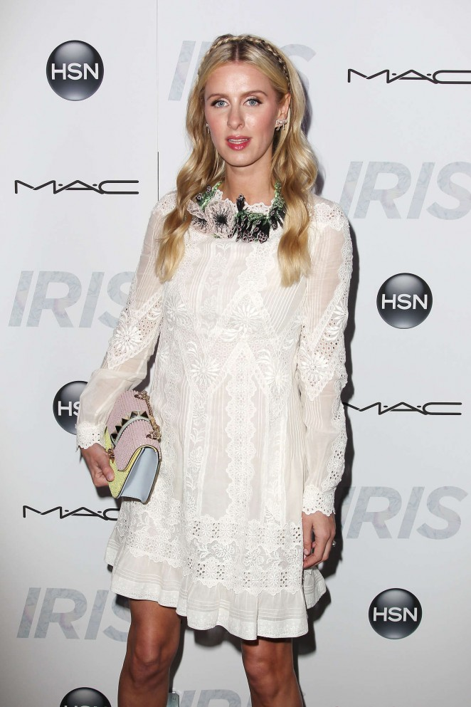 Nicky Hilton - 'Iris' Premiere in NYC