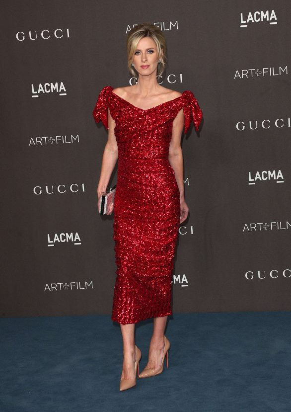 Nicky Hilton - LACMA Art and Film Gala 2019 in Los Angeles
