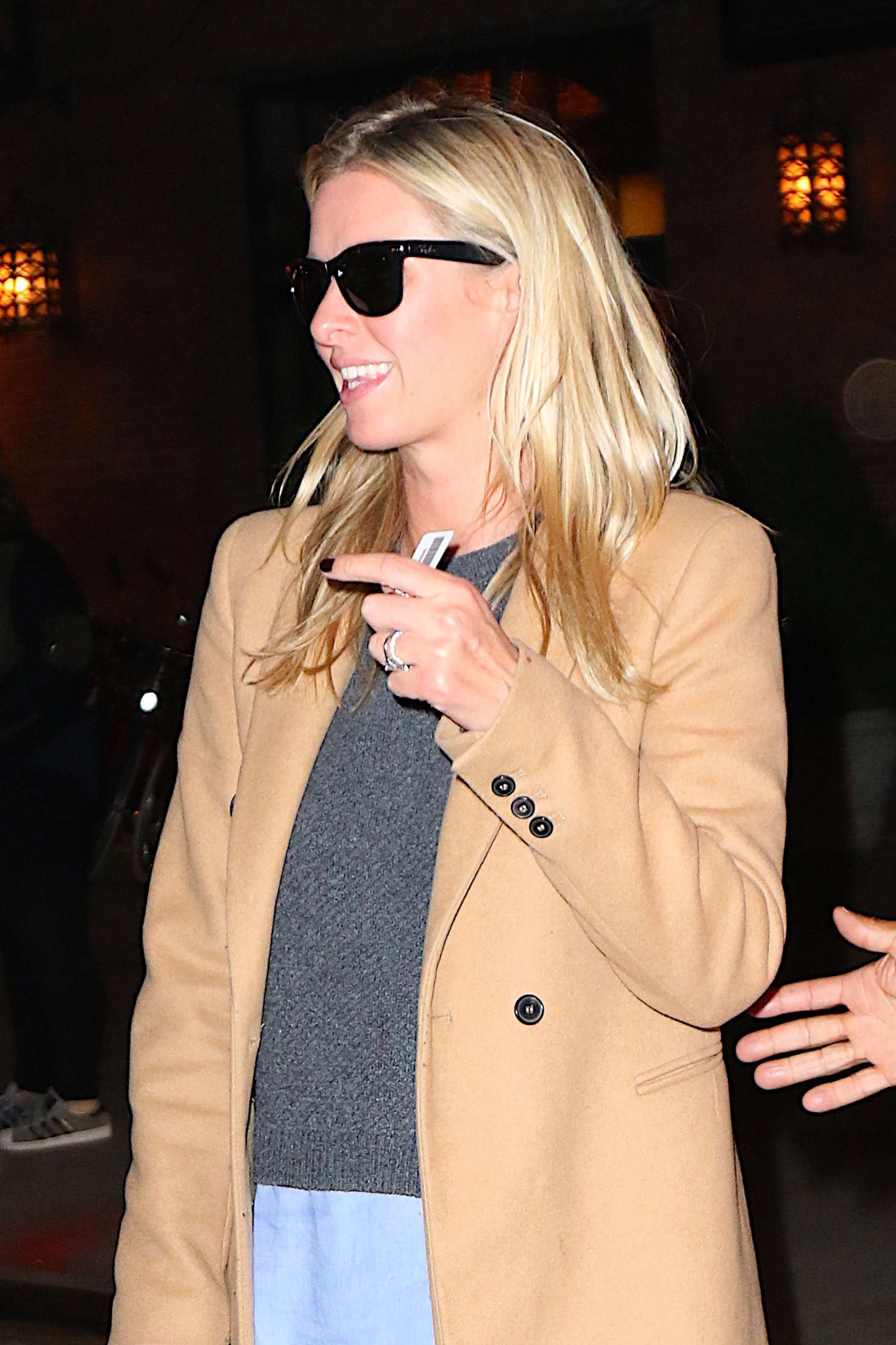 Nicky Hilton Leaving the Bowery Hotel in New York