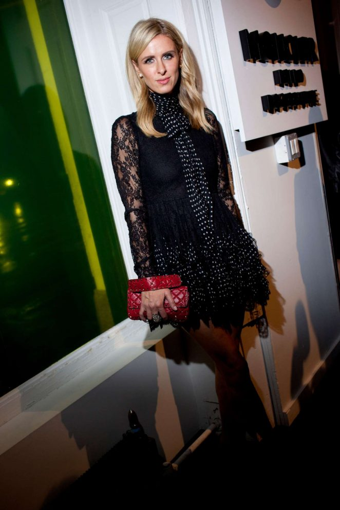 Nicky Hilton - Moncler+Barney's '1 Moncler Pierpaolo Piccioli' Collection in NY