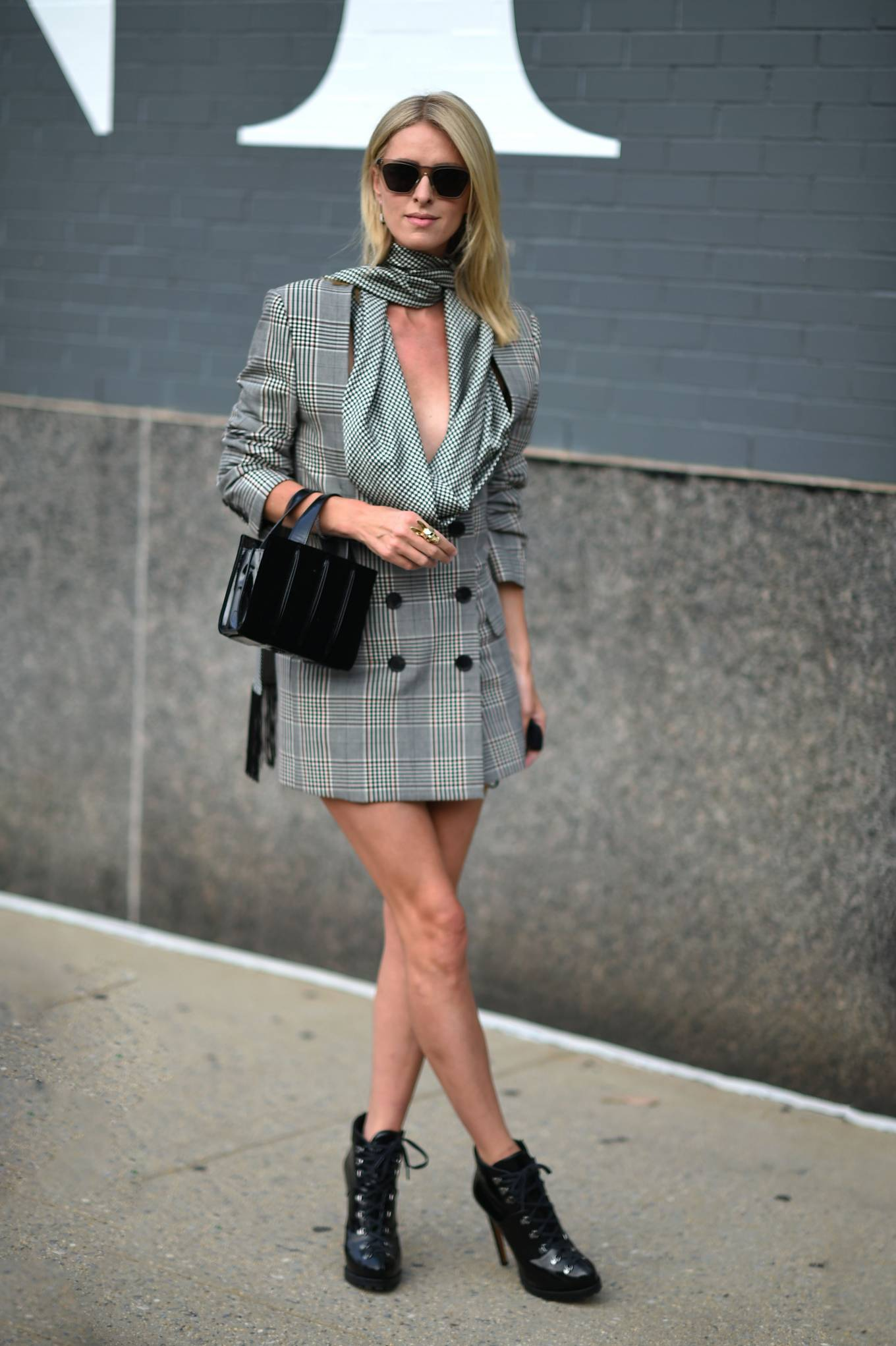 Nicky Hilton 2020 : Nicky Hilton – New York Fashion Week – Monse Fall-Winter 2020 Presentation-01