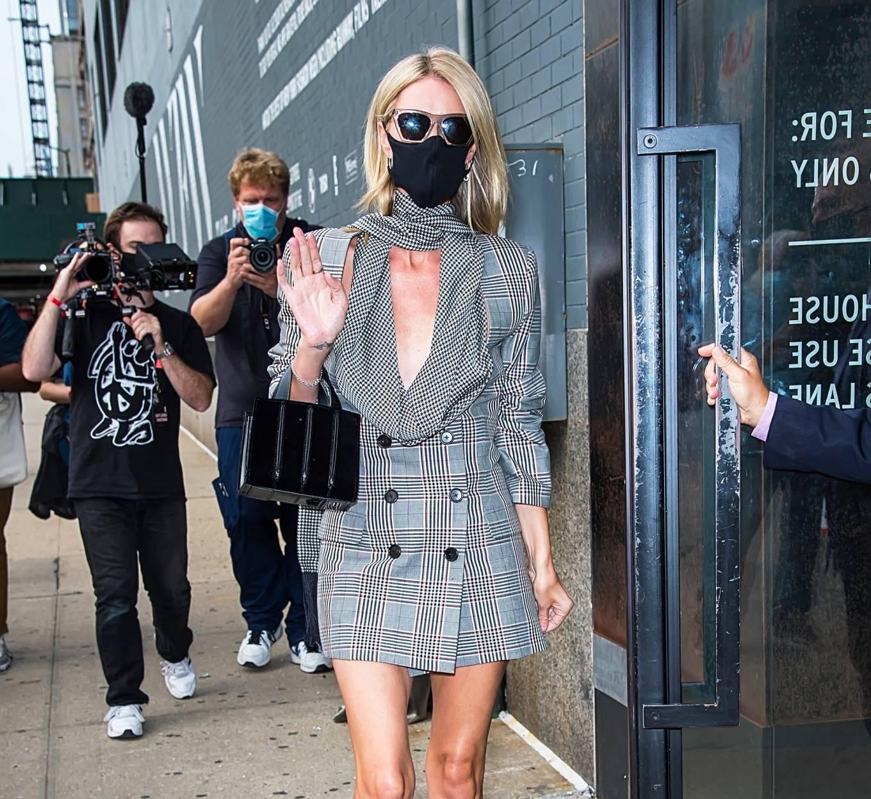 Nicky Hilton 2020 : Nicky Hilton – New York Fashion Week – Monse Fall-Winter 2020 Presentation-03