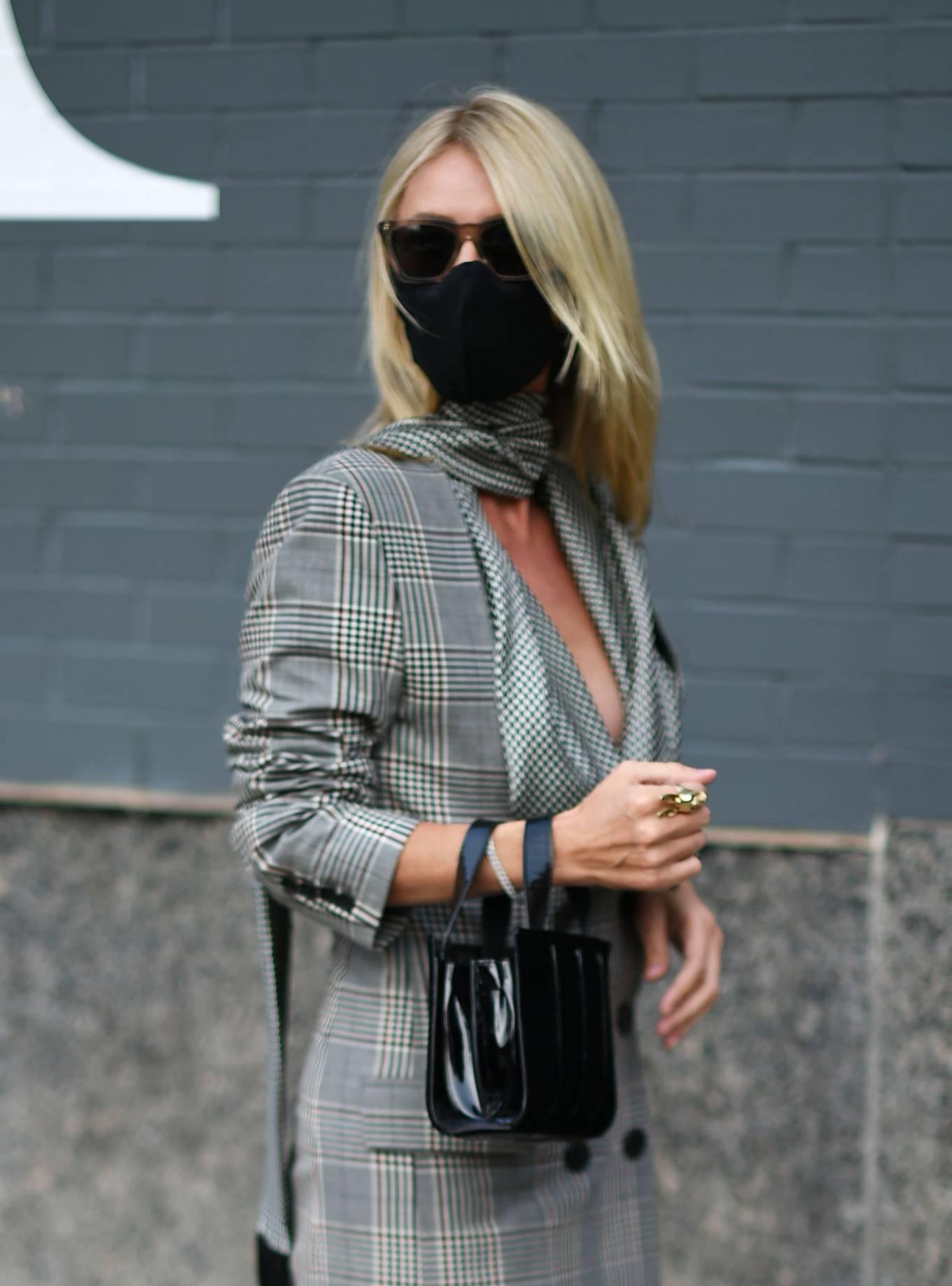 Nicky Hilton 2020 : Nicky Hilton – New York Fashion Week – Monse Fall-Winter 2020 Presentation-05