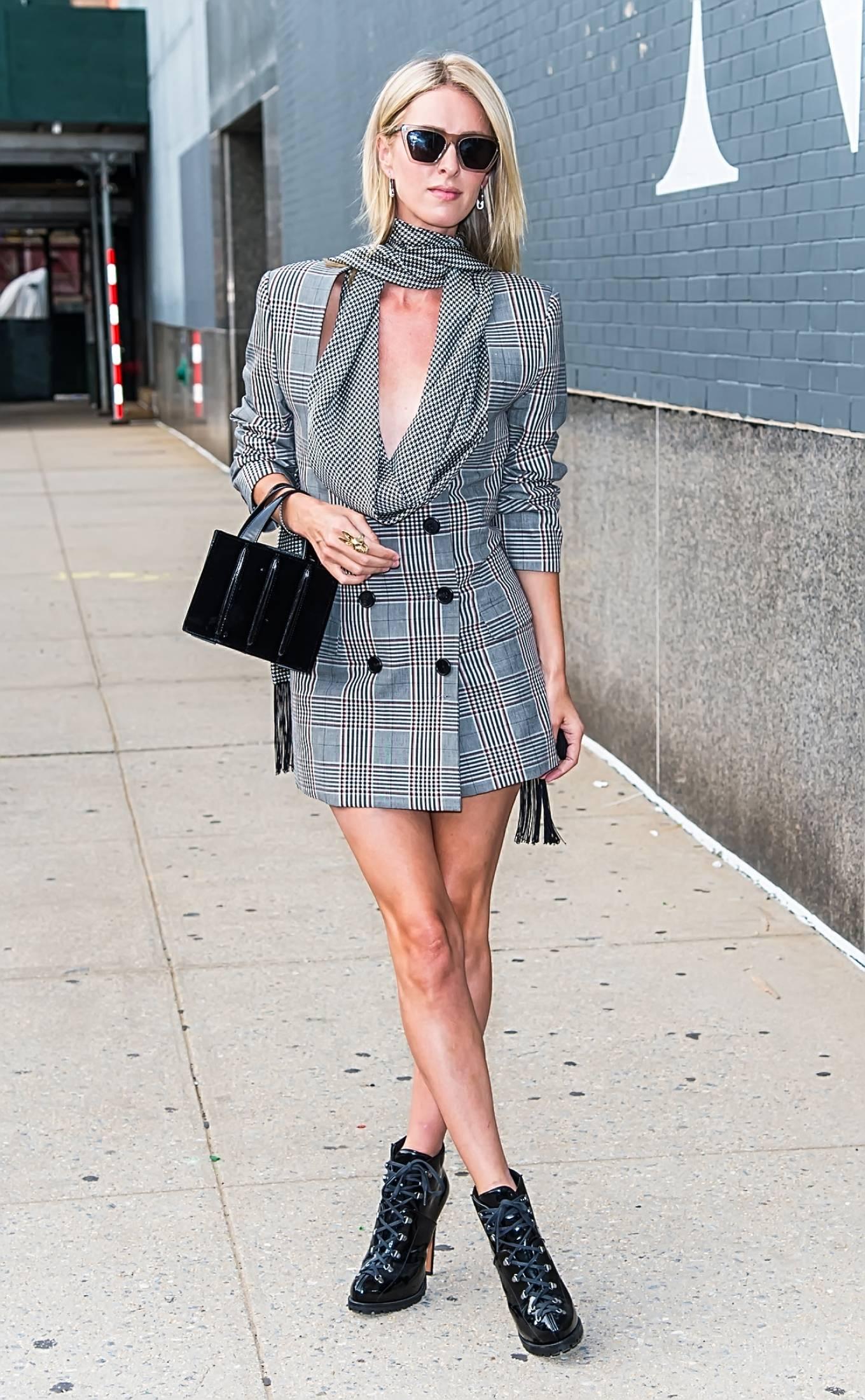 Nicky Hilton 2020 : Nicky Hilton – New York Fashion Week – Monse Fall-Winter 2020 Presentation-06
