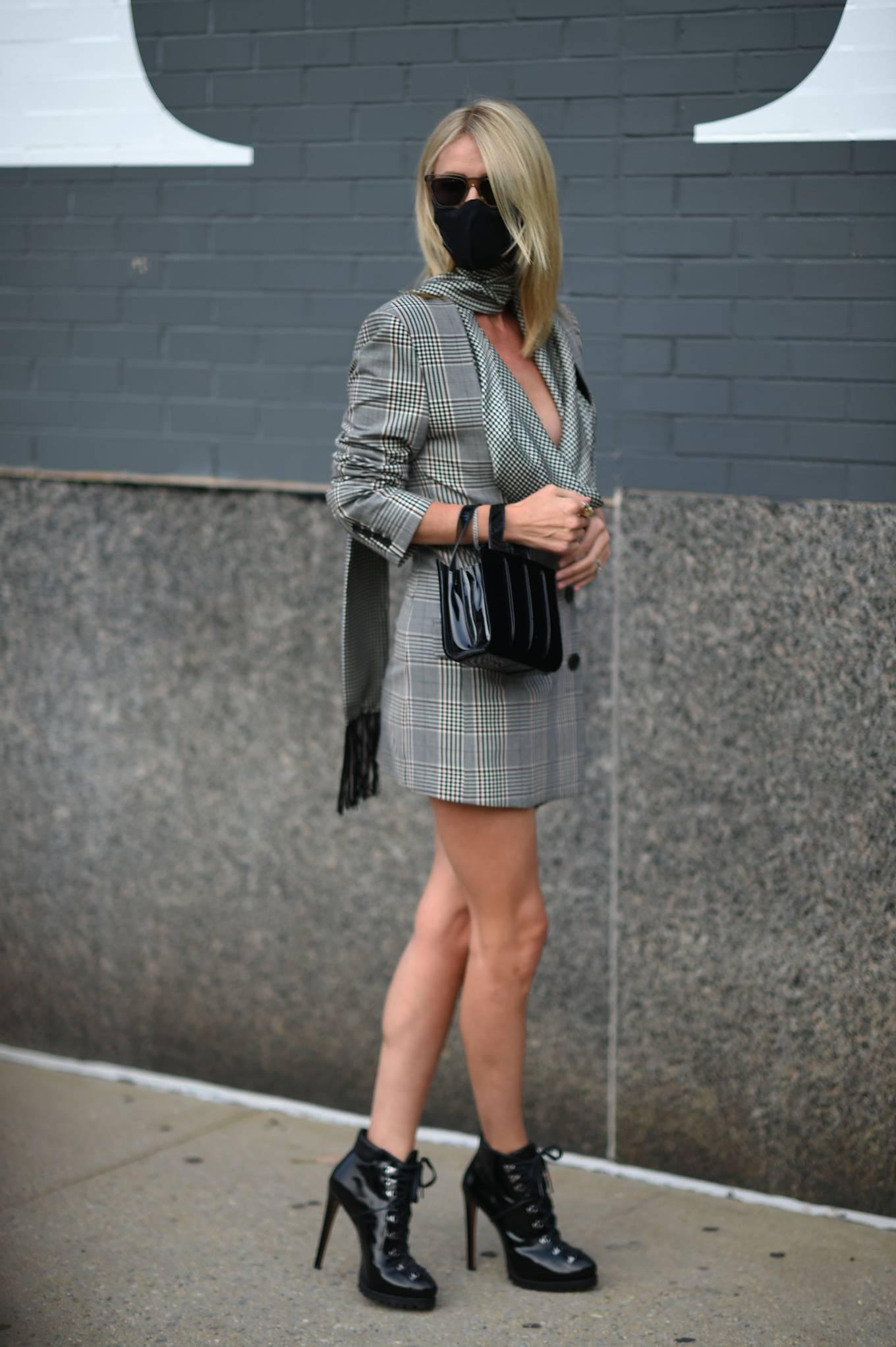 Nicky Hilton 2020 : Nicky Hilton – New York Fashion Week – Monse Fall-Winter 2020 Presentation-07