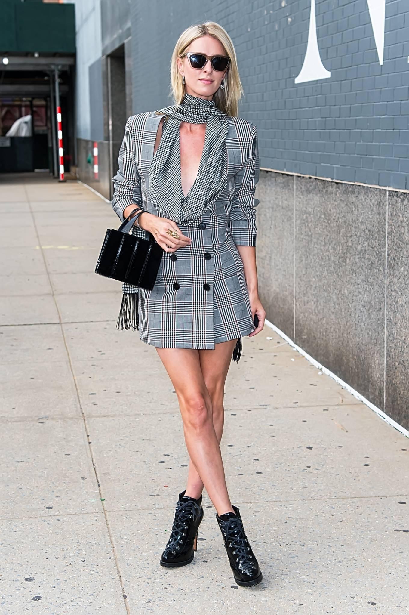 Nicky Hilton 2020 : Nicky Hilton – New York Fashion Week – Monse Fall-Winter 2020 Presentation-11