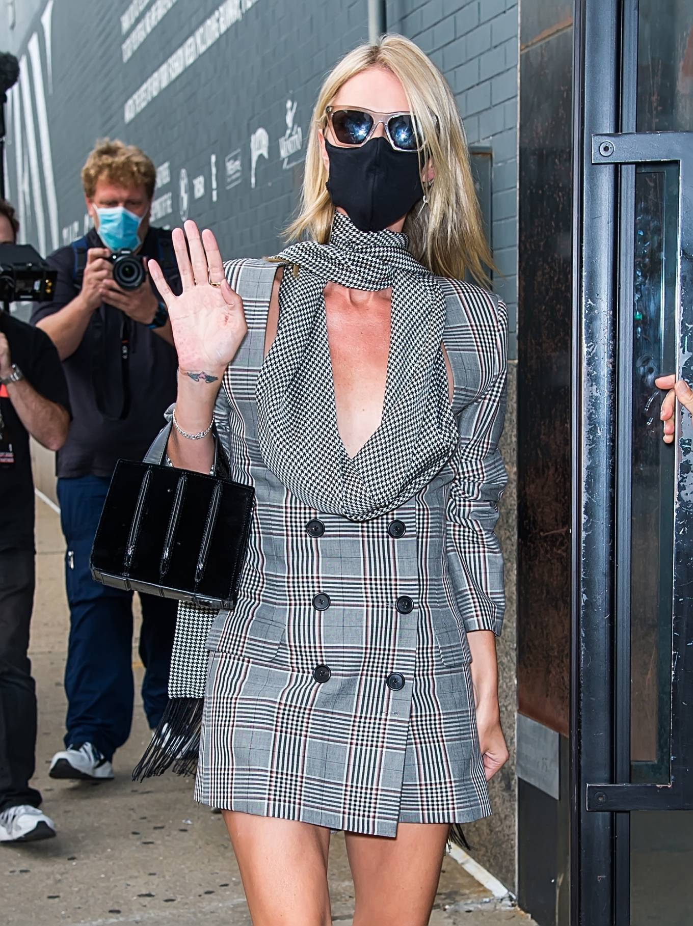Nicky Hilton 2020 : Nicky Hilton – New York Fashion Week – Monse Fall-Winter 2020 Presentation-17