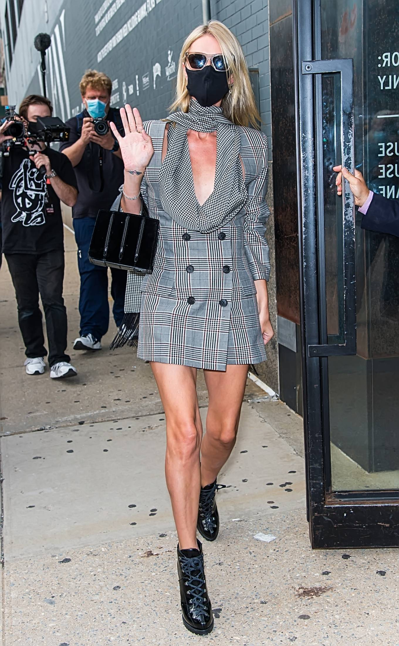 Nicky Hilton 2020 : Nicky Hilton – New York Fashion Week – Monse Fall-Winter 2020 Presentation-18
