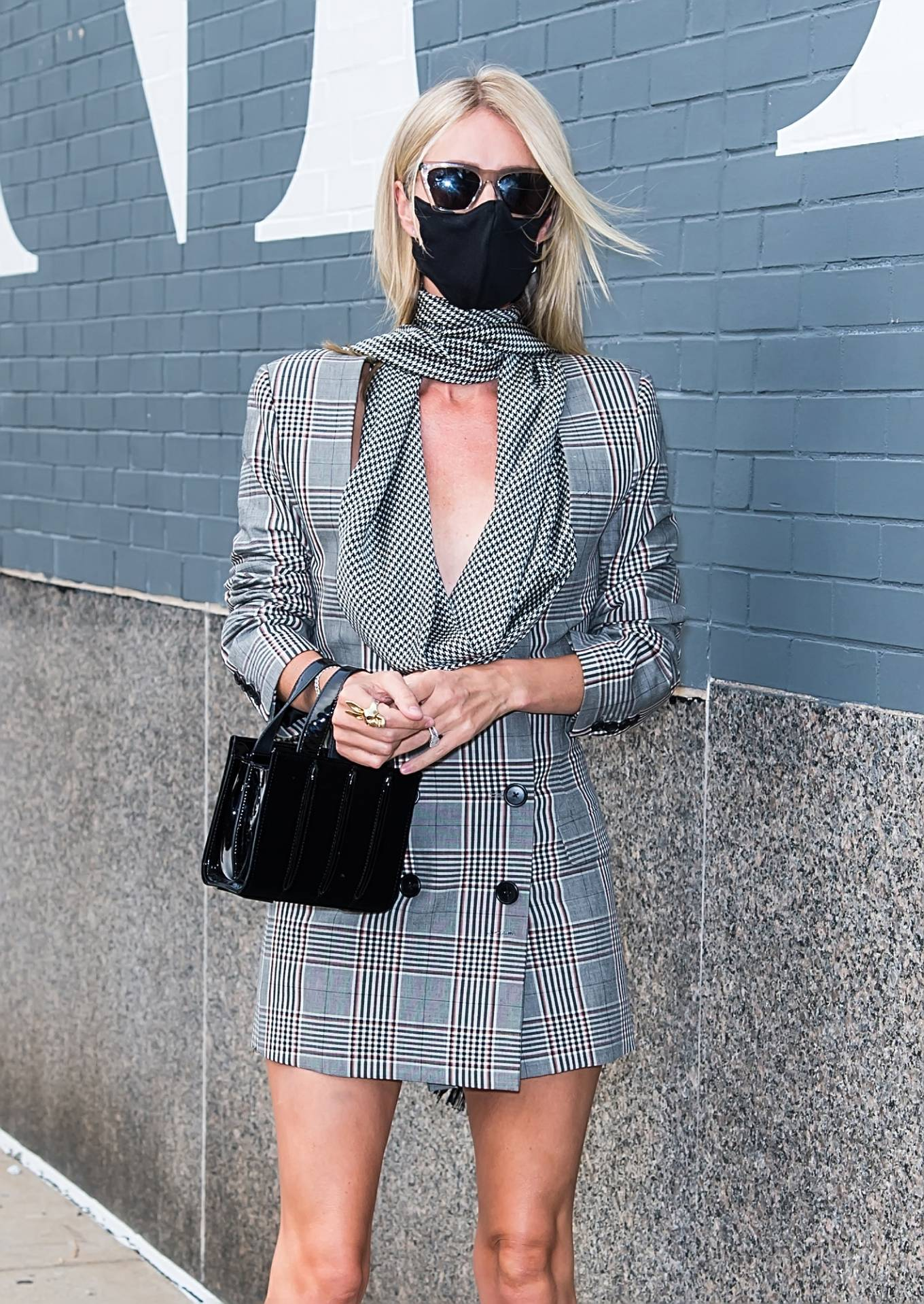 Nicky Hilton 2020 : Nicky Hilton – New York Fashion Week – Monse Fall-Winter 2020 Presentation-32