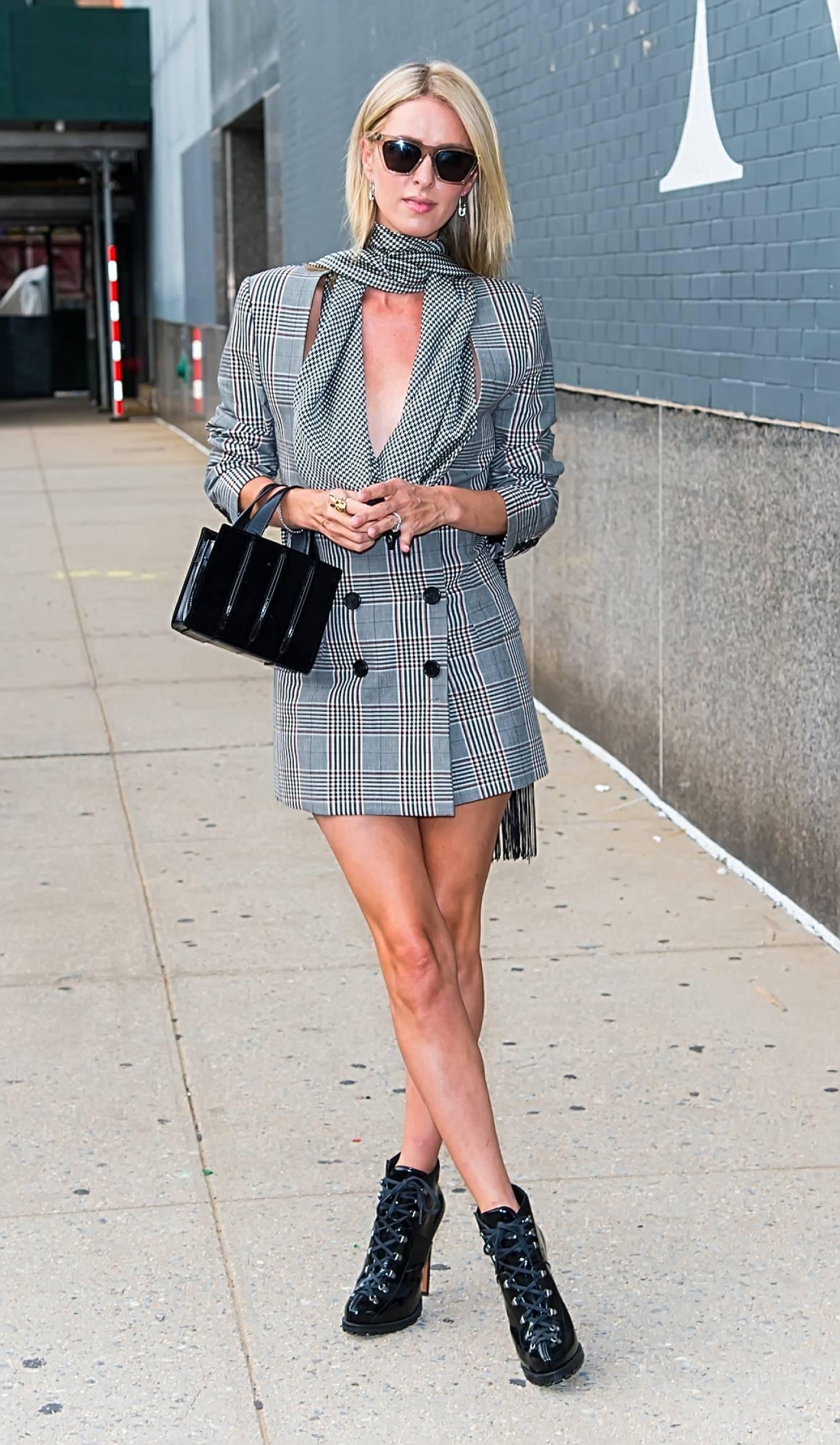 Nicky Hilton 2020 : Nicky Hilton – New York Fashion Week – Monse Fall-Winter 2020 Presentation-38