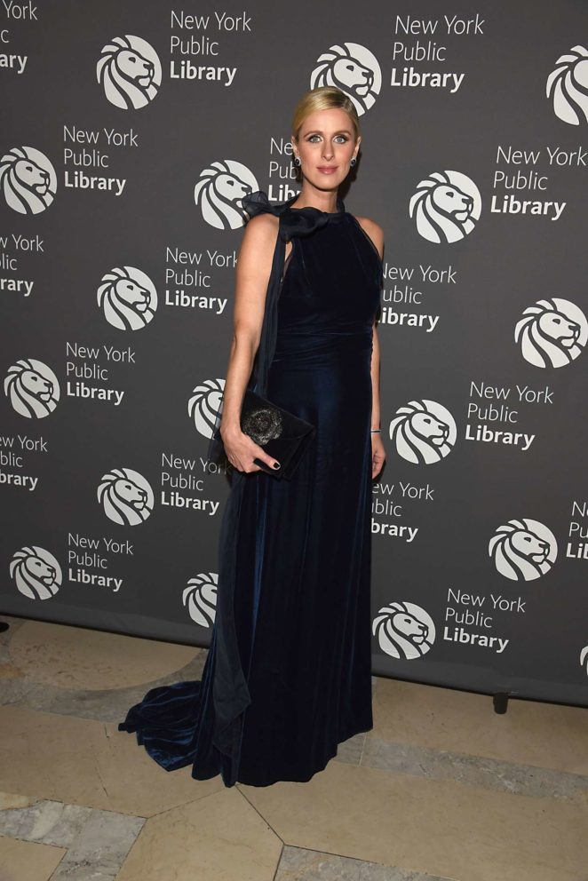 Nicky Hilton - New York Public Library Lions Gala in NYC