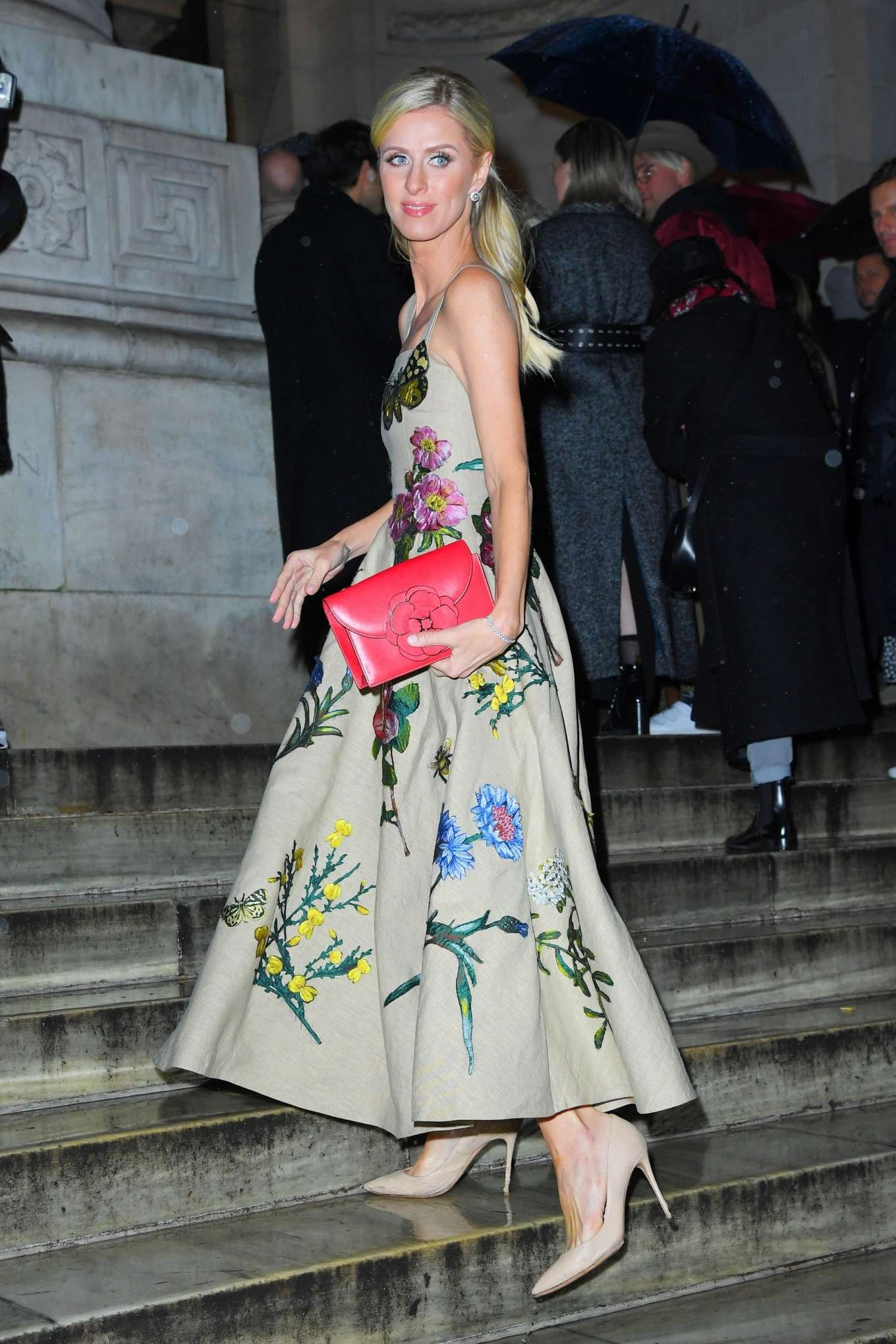 Nicky Hilton 2020 : Nicky Hilton – Oscar de la Renta Fashion Show 2020 at New York Fashion Week-01