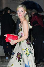 Nicky Hilton - Oscar de la Renta Fashion Show 2020 at New York Fashion Week