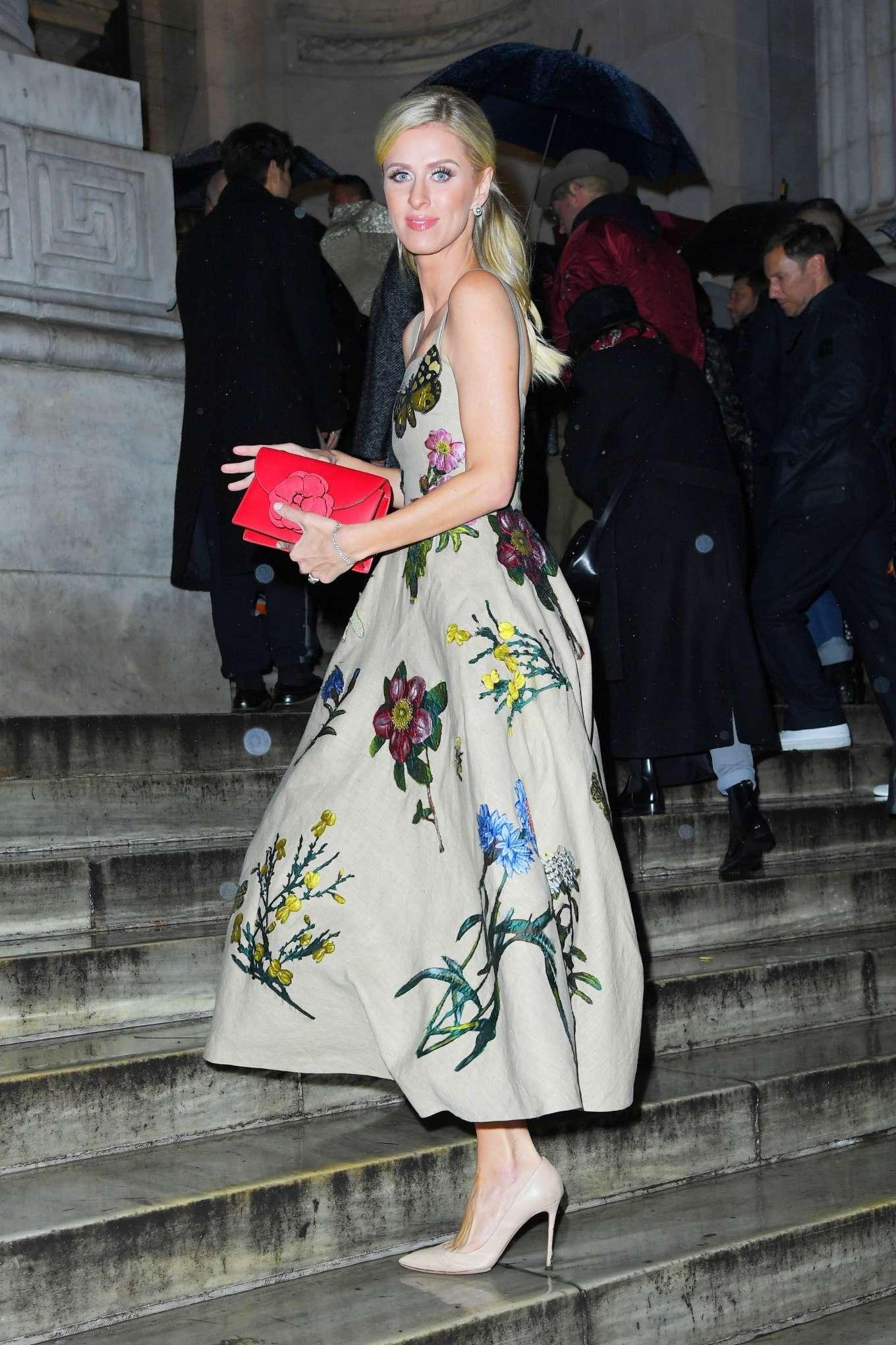 Nicky Hilton 2020 : Nicky Hilton – Oscar de la Renta Fashion Show 2020 at New York Fashion Week-03