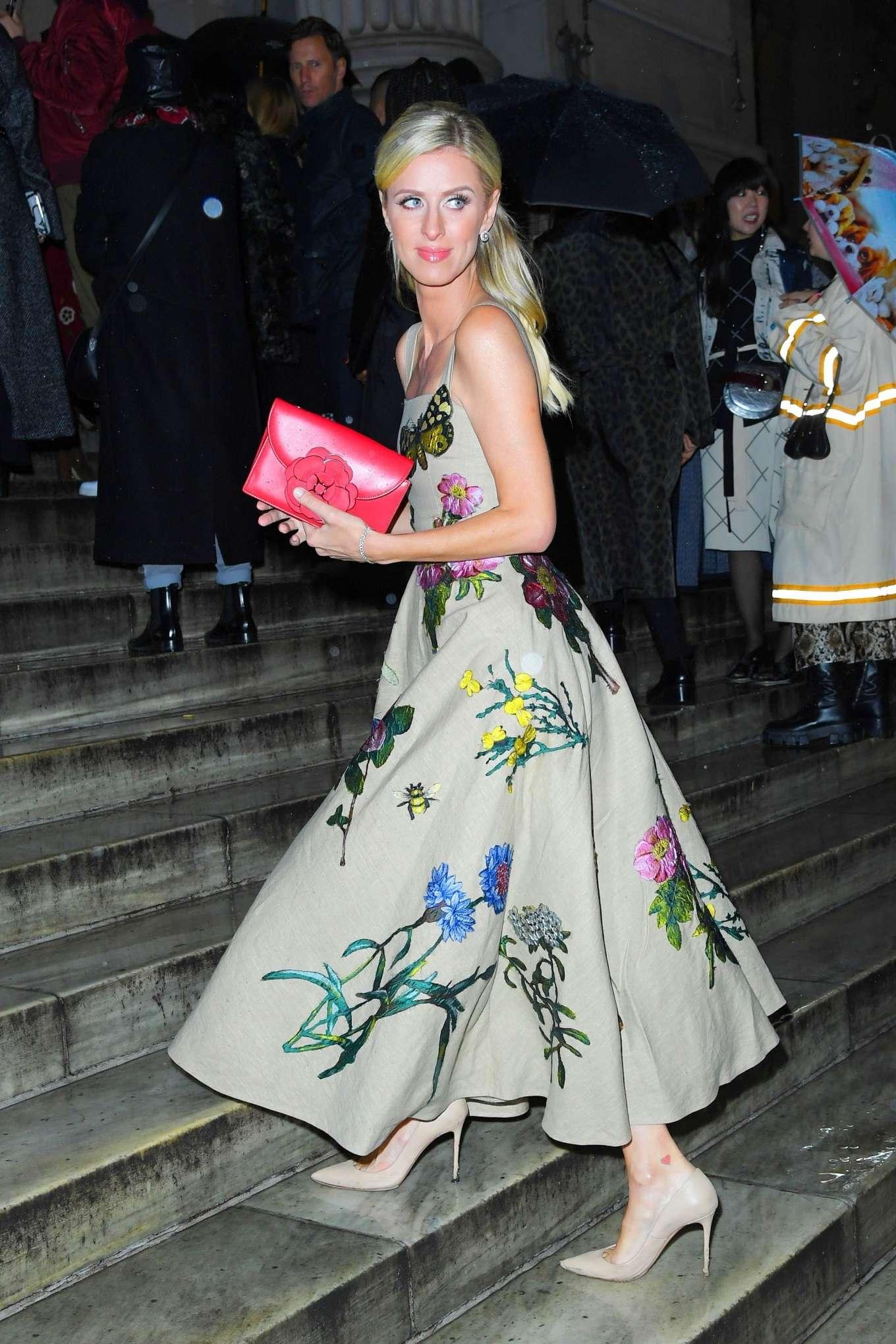 Nicky Hilton 2020 : Nicky Hilton – Oscar de la Renta Fashion Show 2020 at New York Fashion Week-04