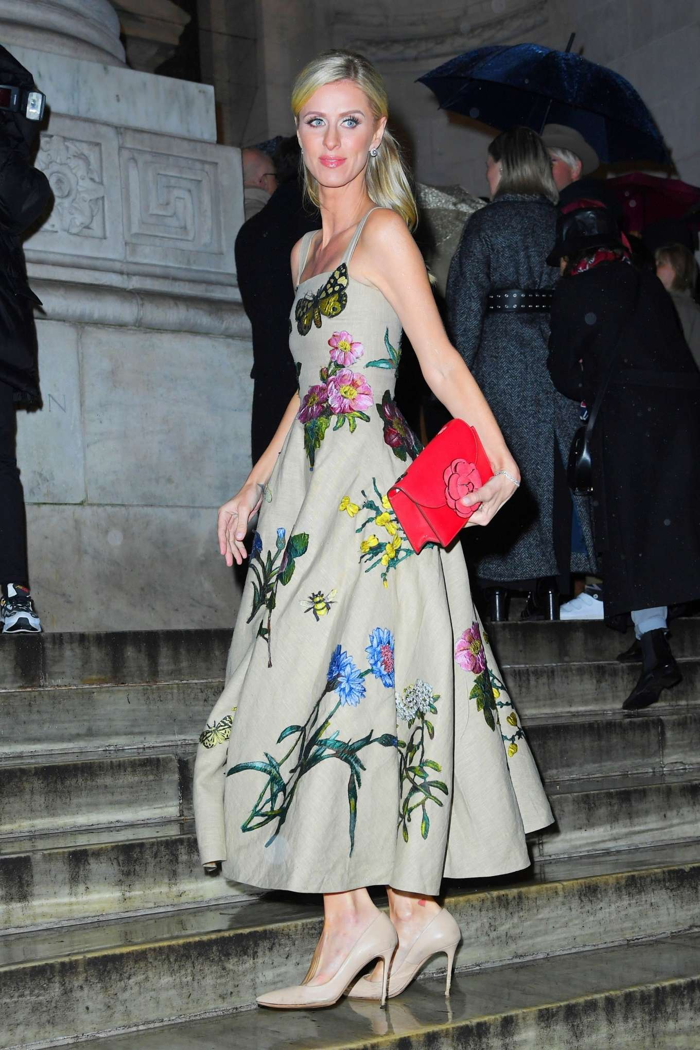Nicky Hilton 2020 : Nicky Hilton – Oscar de la Renta Fashion Show 2020 at New York Fashion Week-06