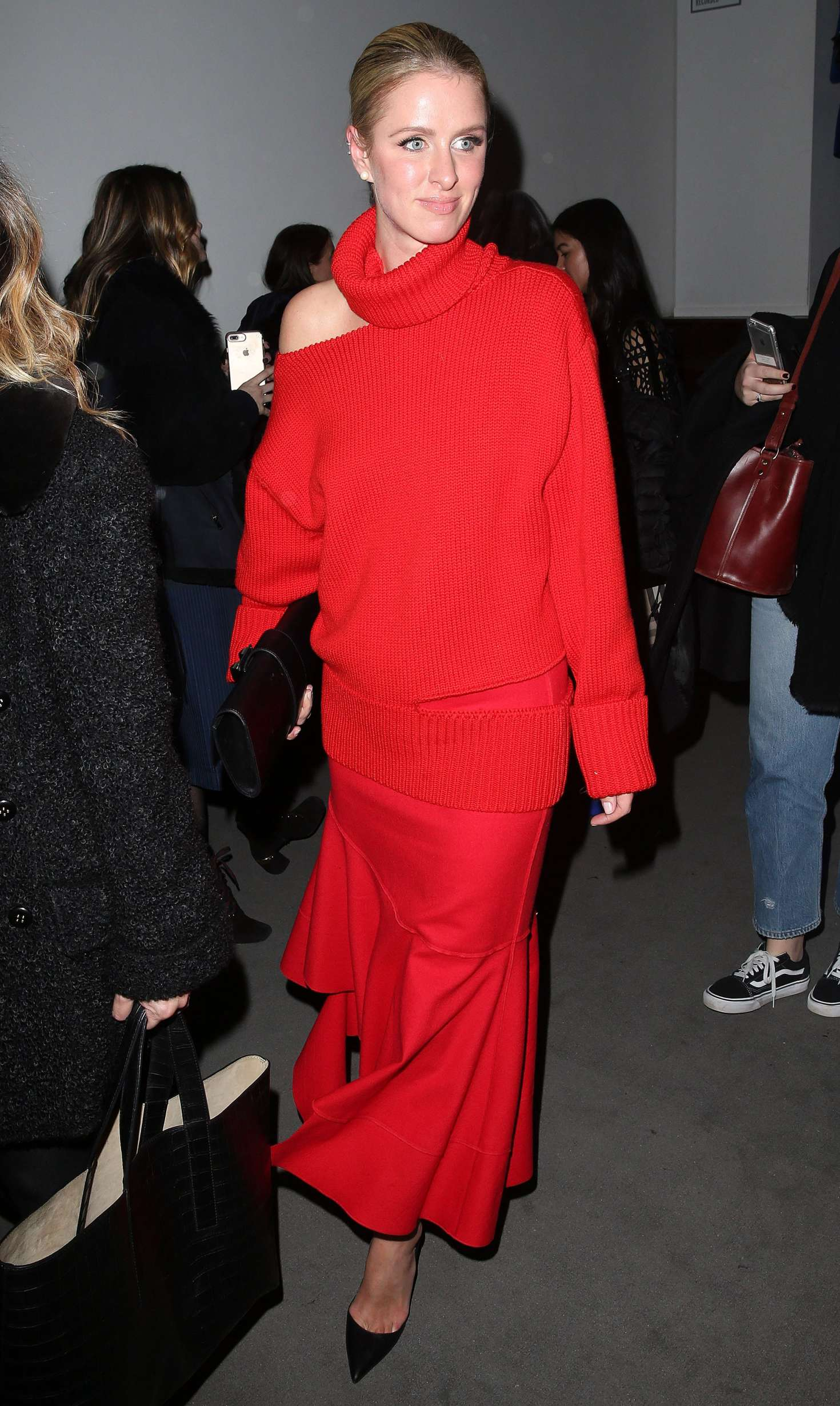 Nicky Hilton - Oscar De La Renta Show at 2017 NYFW in New York
