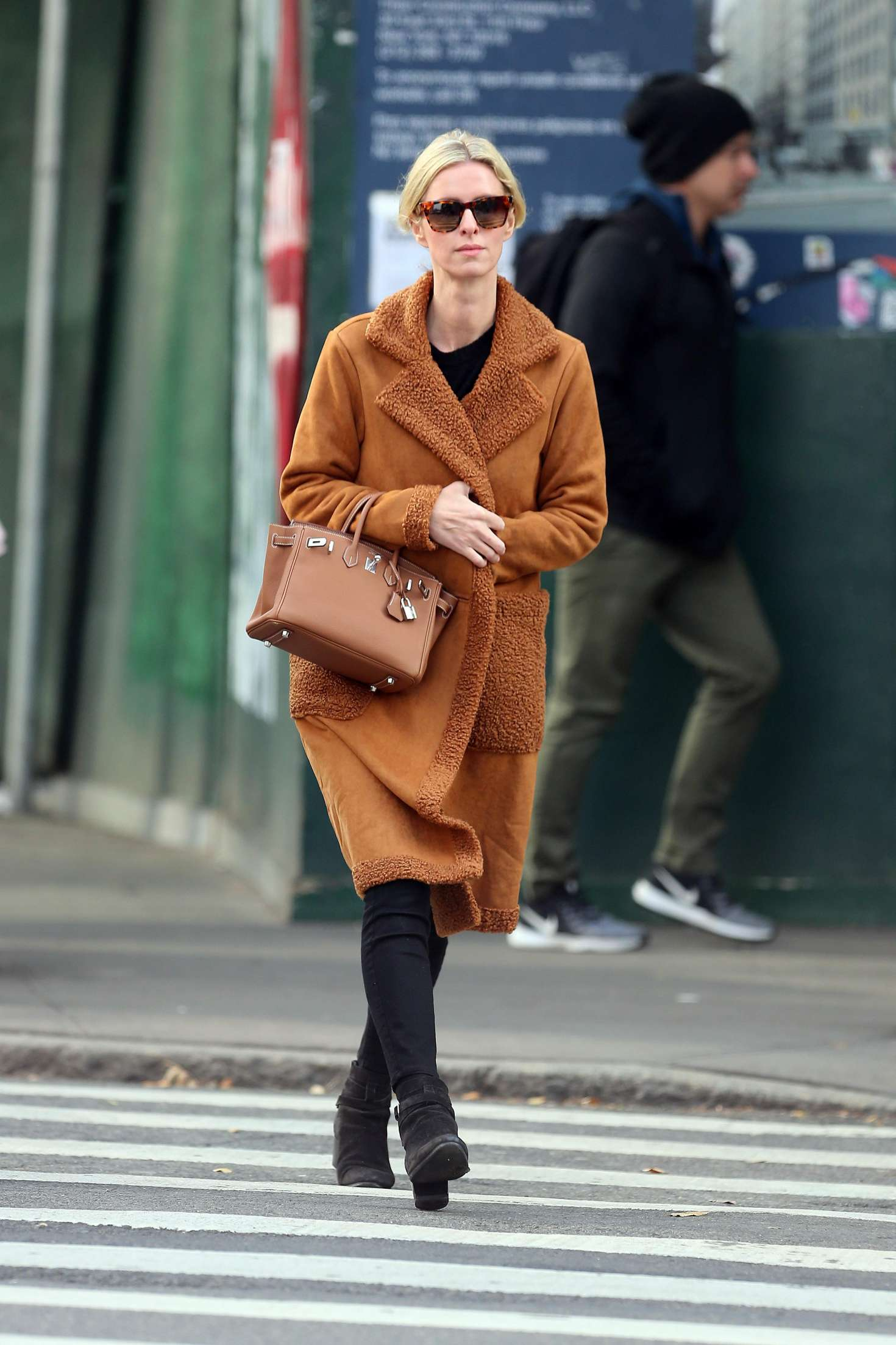 Nicky Hilton - Out and about in New York City