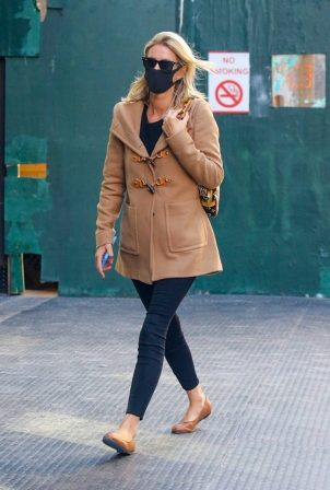 Nicky Hilton - Out for a stroll in New York