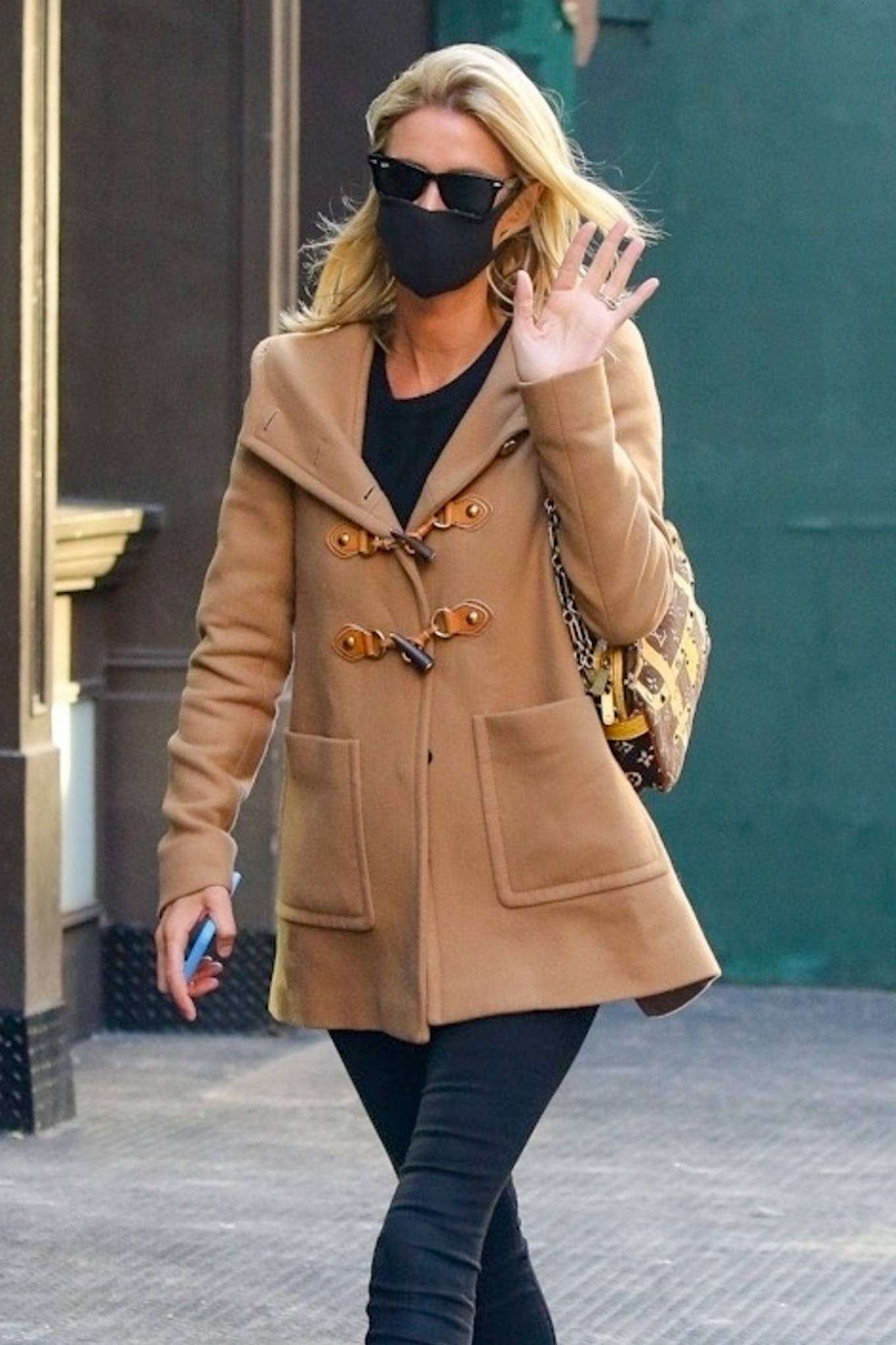 Nicky Hilton 2020 : Nicky Hilton – Out for a stroll in New York-02