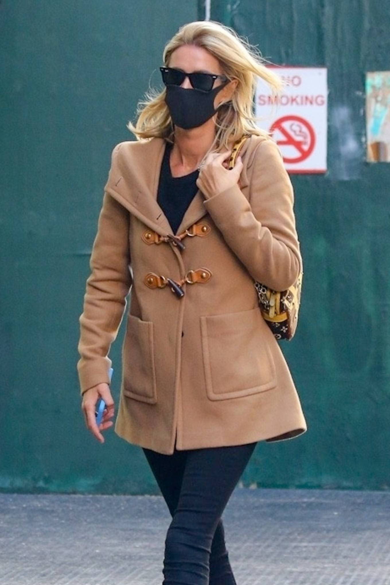 Nicky Hilton 2020 : Nicky Hilton – Out for a stroll in New York-12