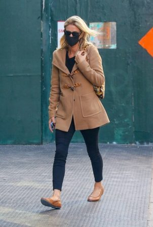 Nicky Hilton - Out for a walk in New York