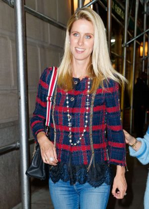 Nicky Hilton out for dinner in NYC