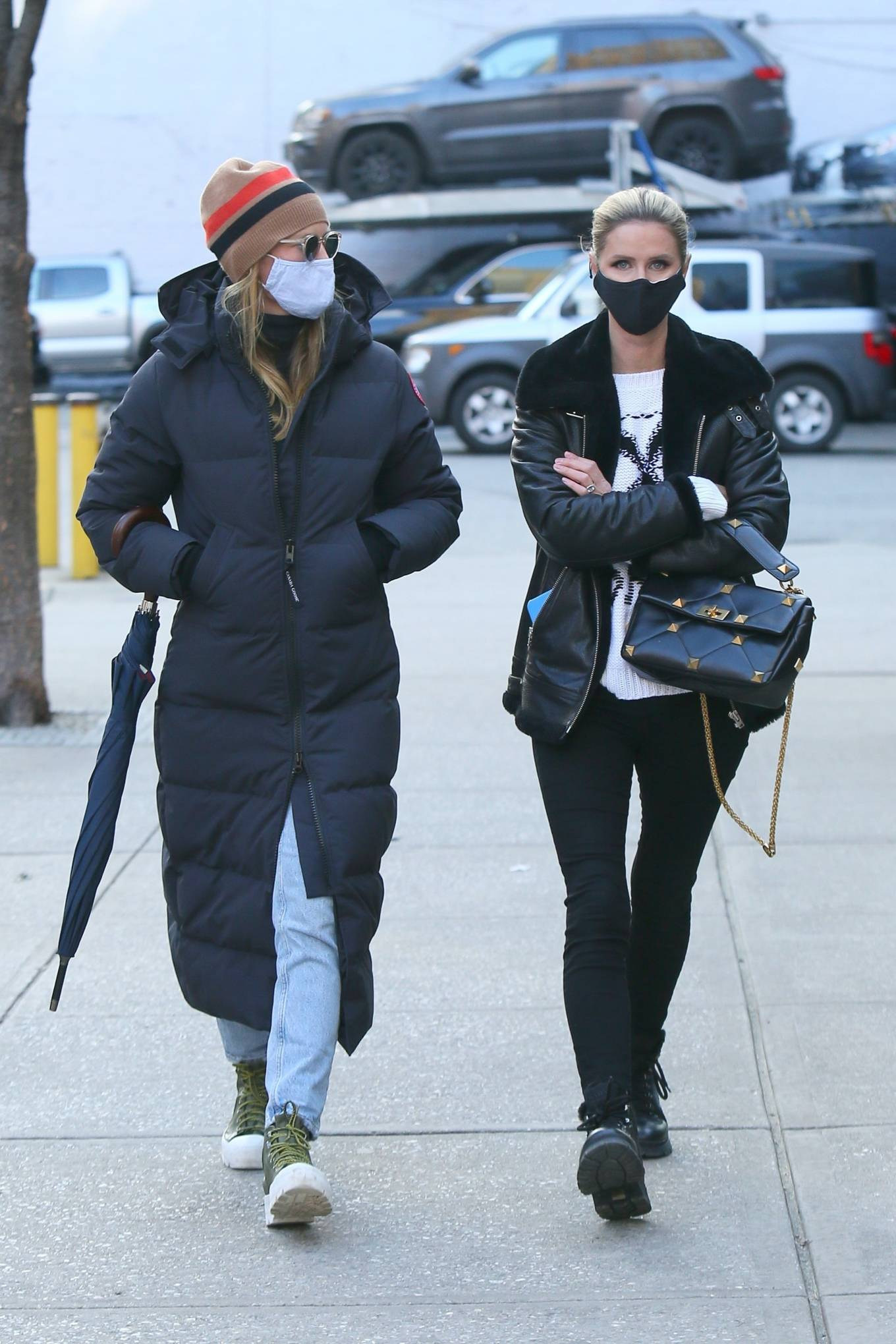 Nicky Hilton - Out in Manhattan's Soho Area