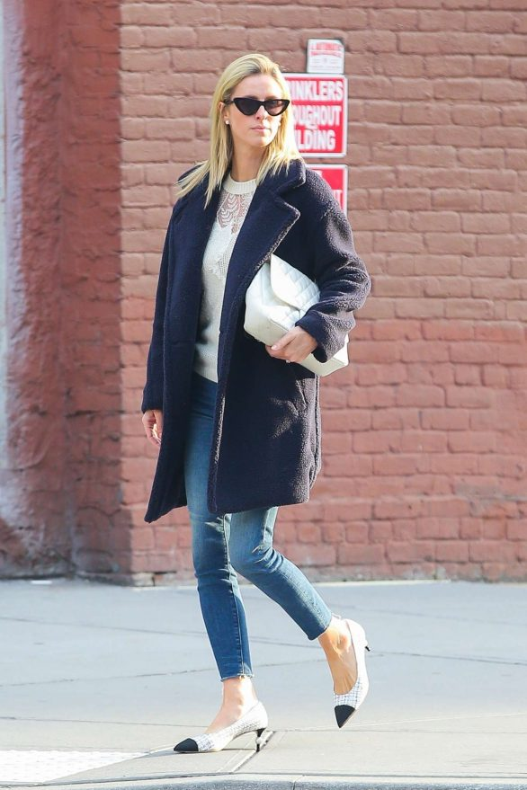 Nicky Hilton - Out in Manhattan