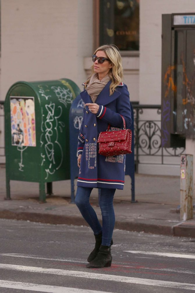 Nicky Hilton: Out in New York City -01