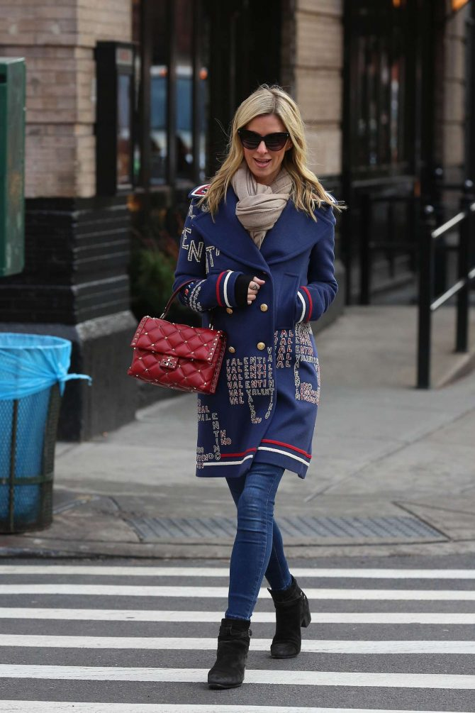 Nicky Hilton: Out in New York City -02