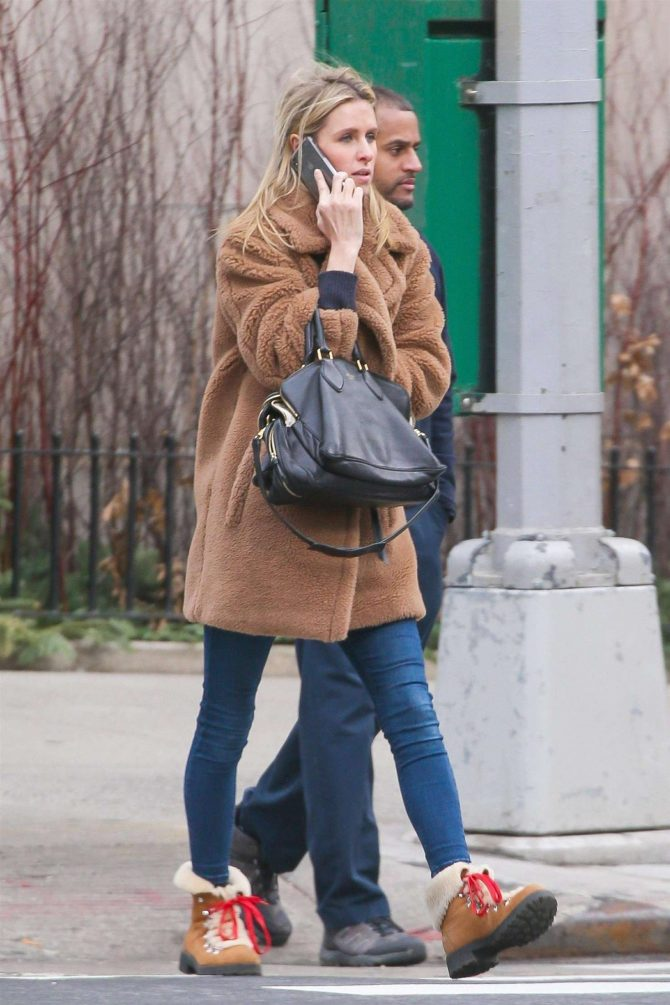 Nicky Hilton: Out in New York City -03