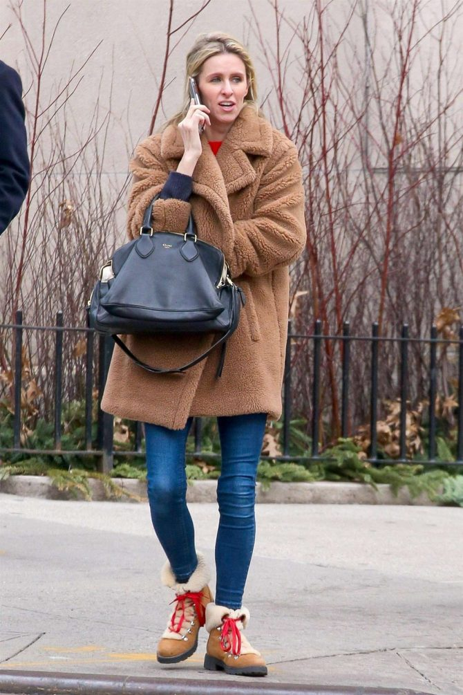 Nicky Hilton: Out in New York City -04