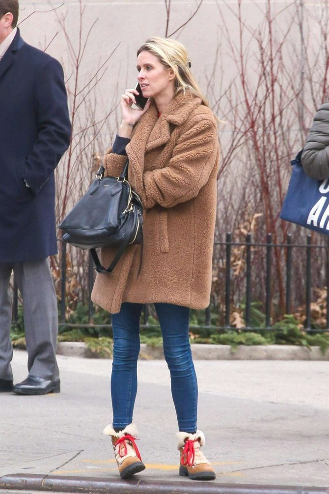 Nicky Hilton: Out in New York City -05