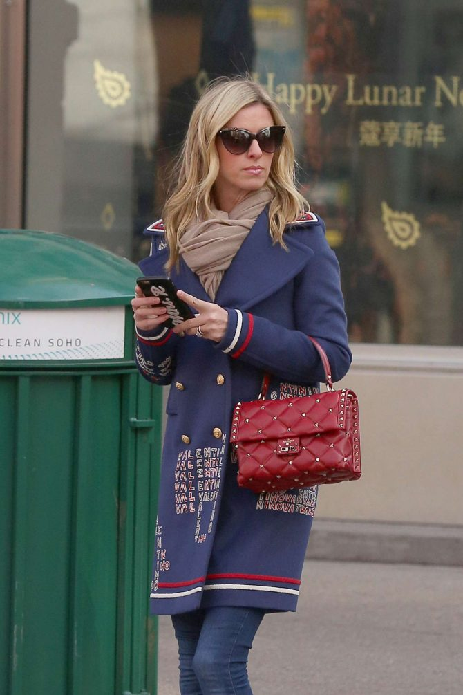 Nicky Hilton – Out in New York City
