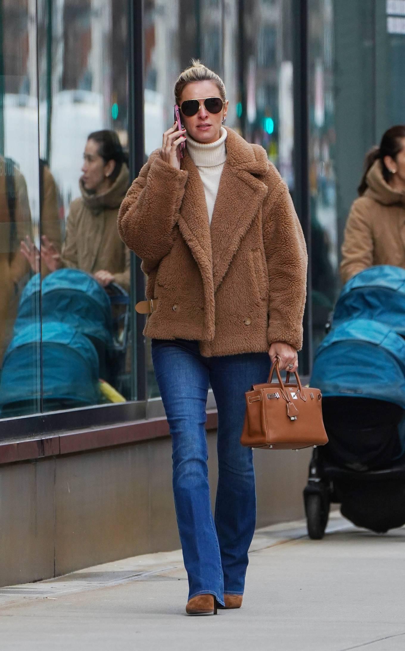 Nicky Hilton 2020 : Nicky Hilton – Out in New York-04