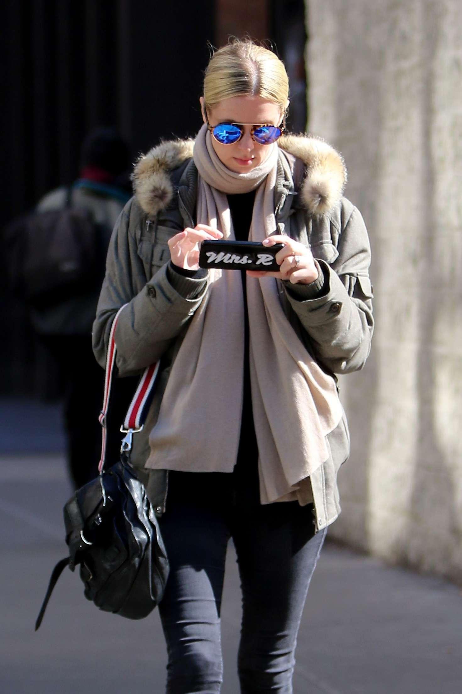Nicky Hilton 2016 : Nicky Hilton out in New York -02