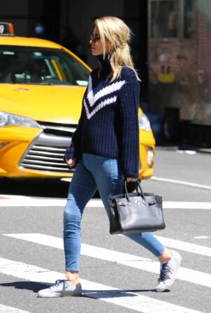 Nicky Hilton - Out in Soho - New York