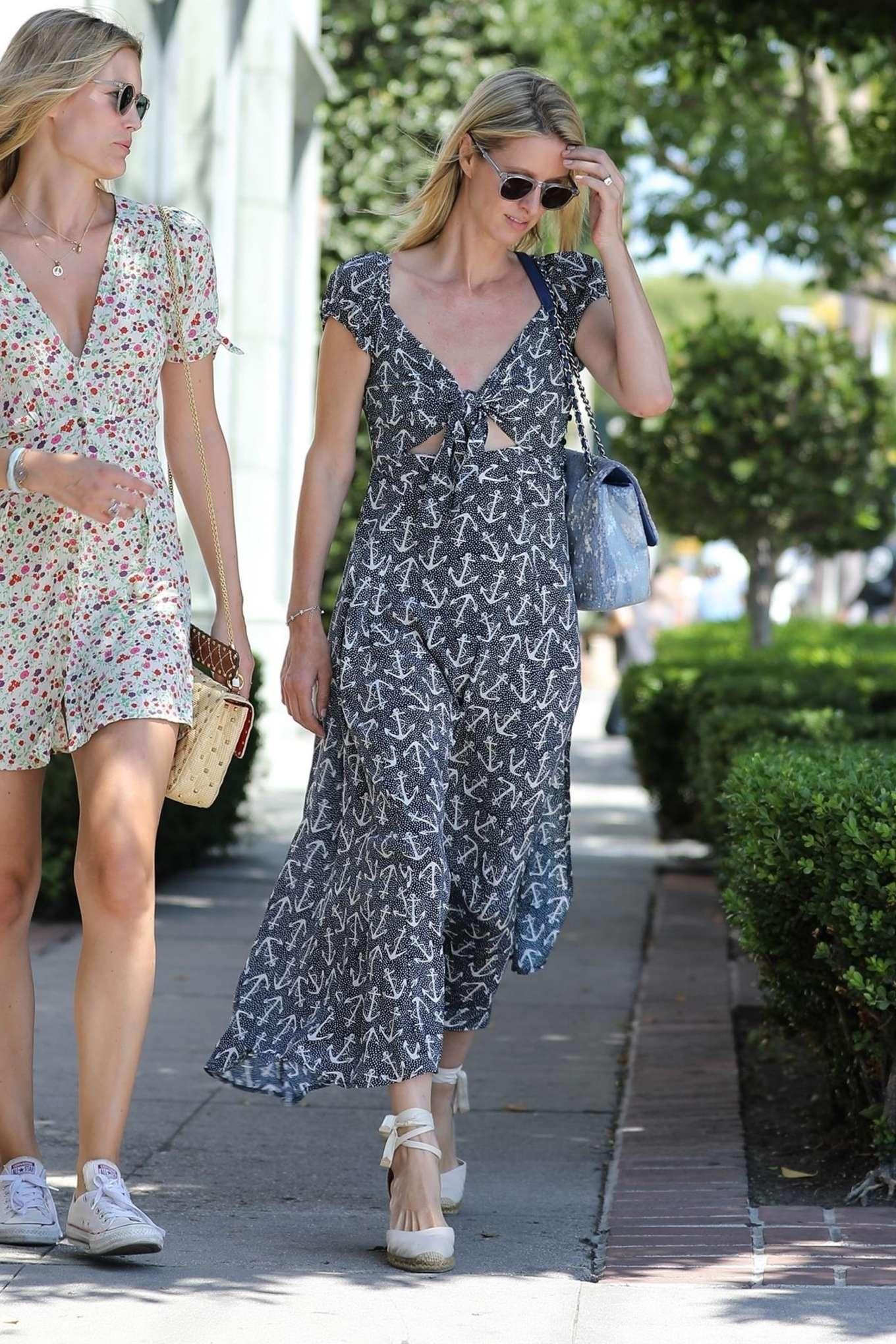 Nicky Hilton 2019 : Nicky Hilton – Out in West Hollywood-07