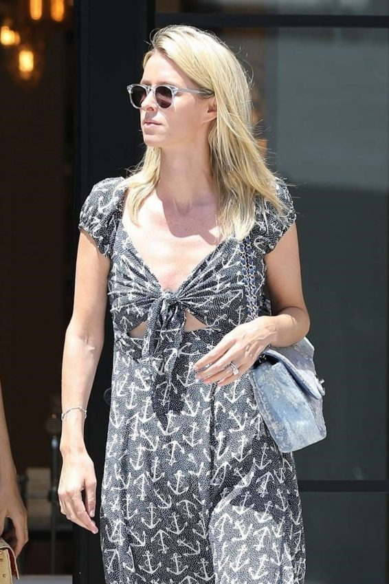 Nicky Hilton - Out in West Hollywood