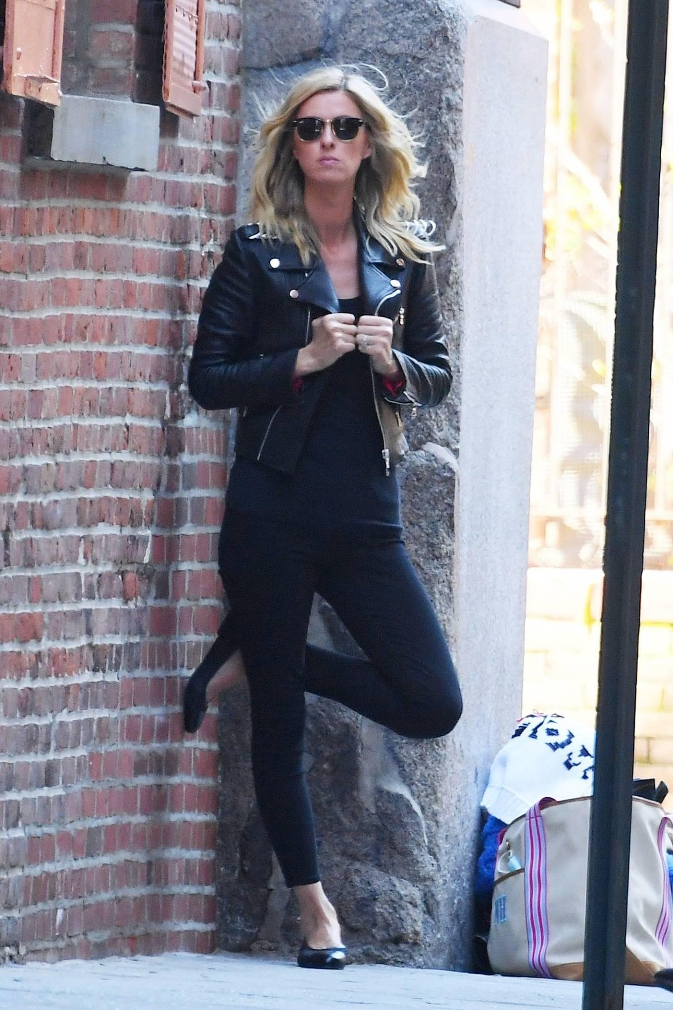 Nicky Hilton 2020 : Nicky Hilton – Photoshoot candids in SoHo-05