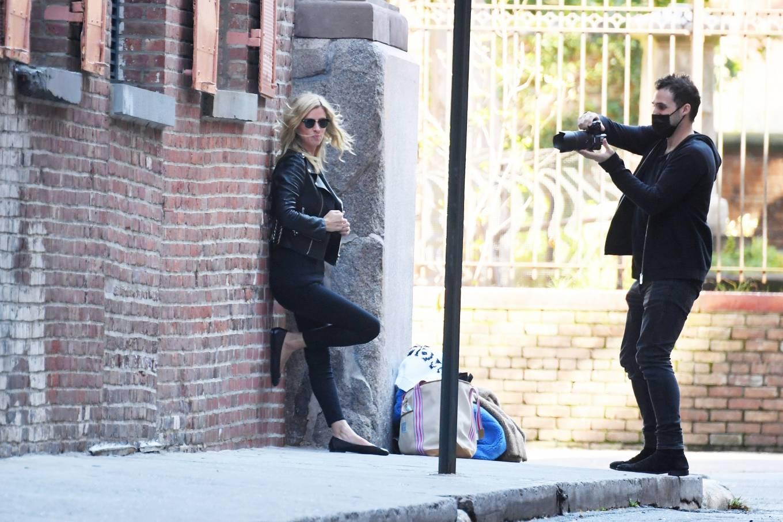 Nicky Hilton 2020 : Nicky Hilton – Photoshoot candids in SoHo-07