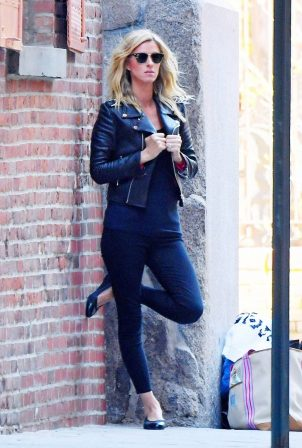Nicky Hilton - Photoshoot candids in SoHo