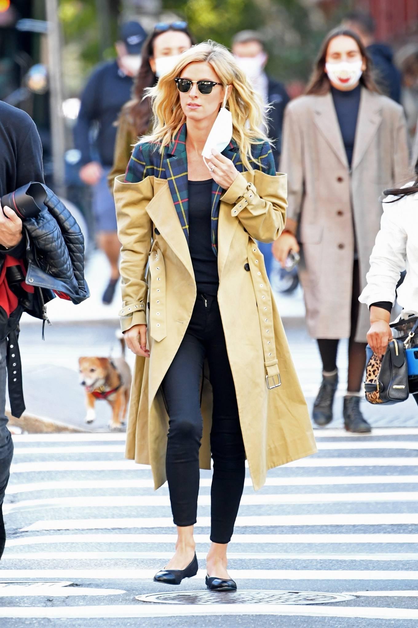Nicky Hilton 2020 : Nicky Hilton – Photoshoot candids in SoHo-13