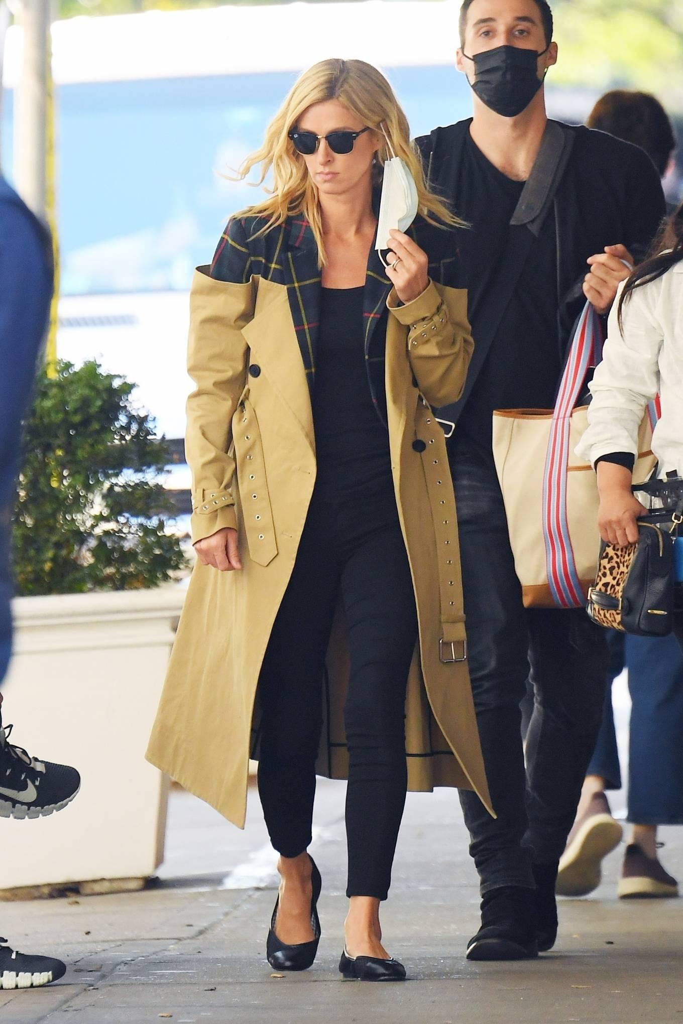 Nicky Hilton 2020 : Nicky Hilton – Photoshoot candids in SoHo-15