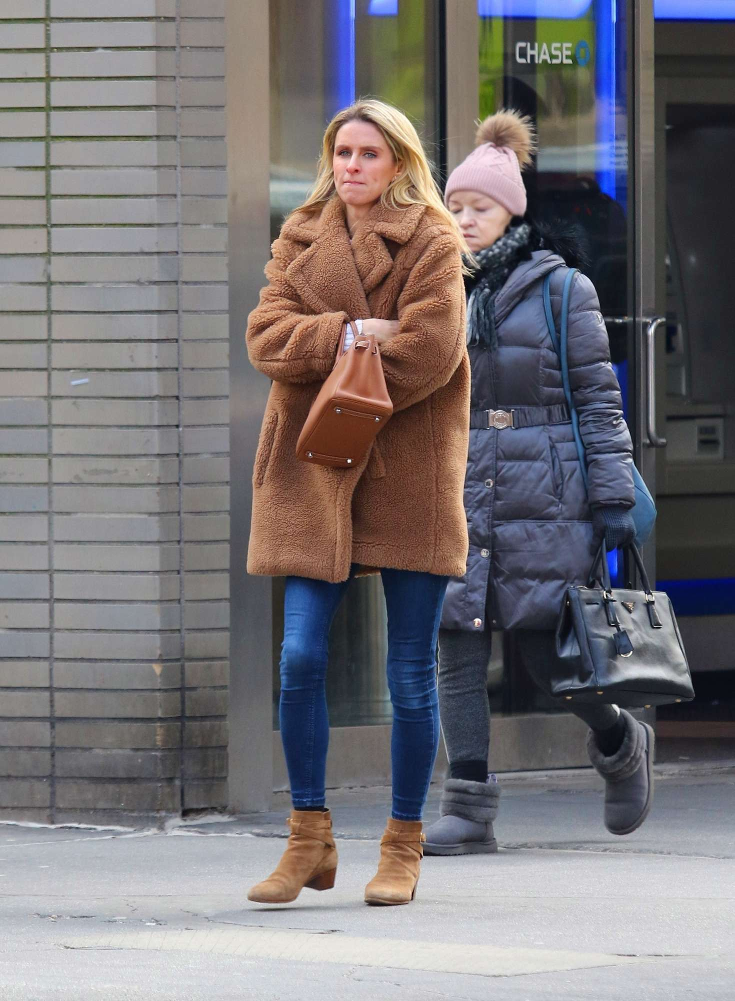Nicky Hilton 2019 : Nicky Hilton: Riding the subway in New York -05