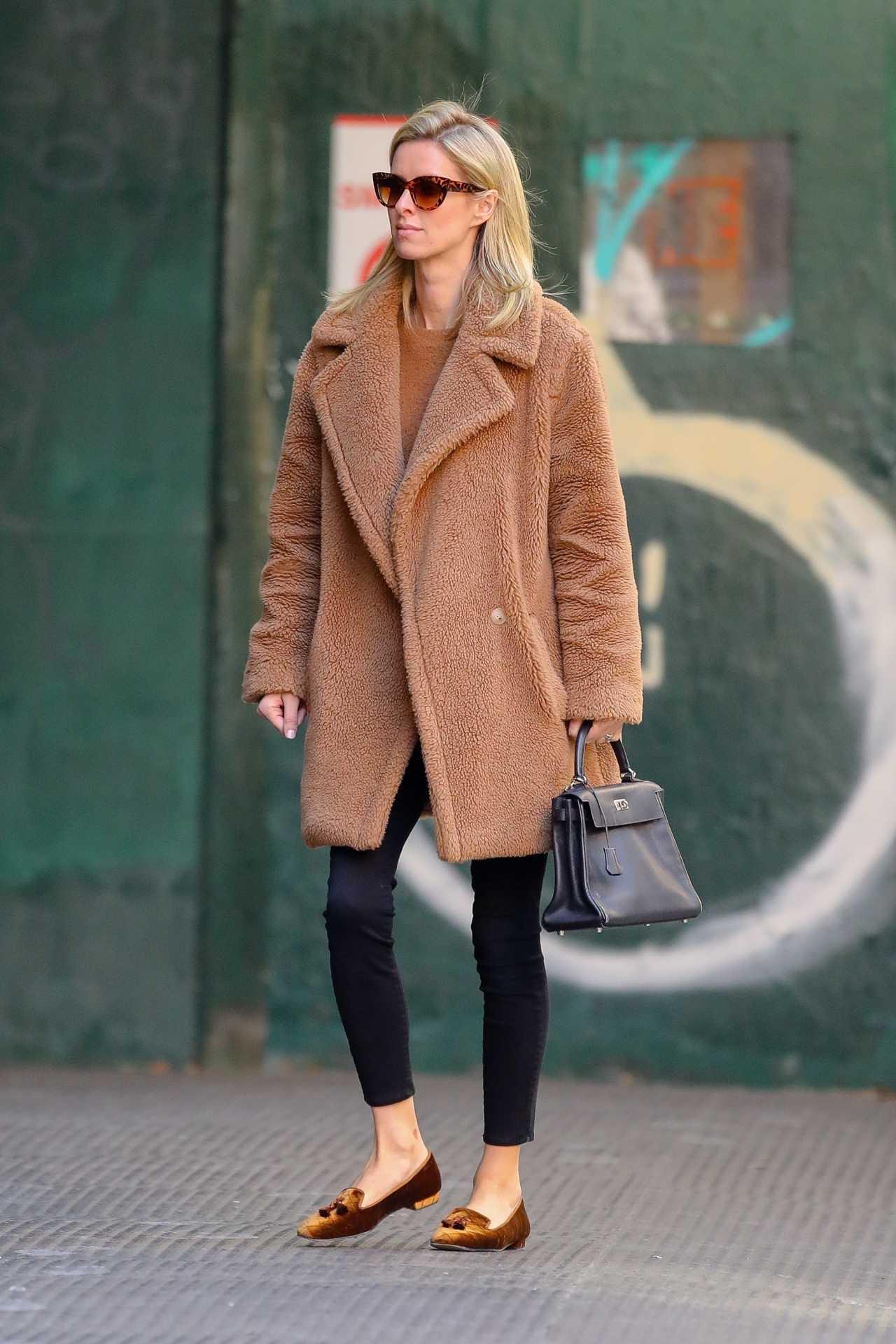 Nicky Hilton – Running Errand In New York City