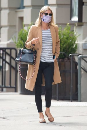 Nicky Hilton - Running errands in New York City